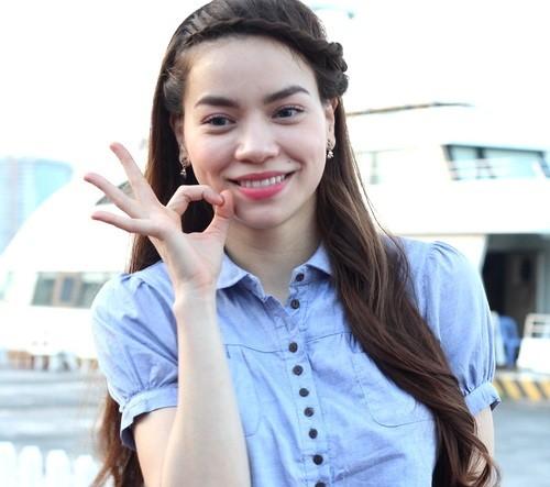 Những thói quen của người đẹp Việt khi tạo dáng - 9