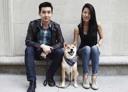 Chú chó mặc đẹp như như tài tử Hollywood - 5