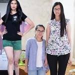 Thời trang - Cô gái cao 1m91 từng bị nghi thừa hóc môn tăng trưởng
