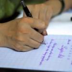 Tin tức trong ngày - Ngắm chữ của cô giáo đoạt giải nhất viết đẹp