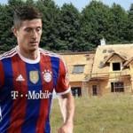 """Bóng đá - Lewandowski bạo chi hàng triệu euro xây """"tổ ấm"""" xa hoa"""