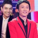 Ca nhạc - MTV - Con trai nuôi bảnh bao đến ủng hộ Hoài Linh