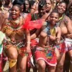 Phi thường - kỳ quặc - Lễ hội kiểm tra trinh tiết của bộ tộc Zulu