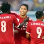 Bóng đá - Sôi động V-League vòng cuối: Hấp dẫn tới phút chót (KT)