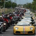 3 hành trình siêu xe của đại gia Việt