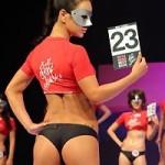 Thời trang - Bỏng mắt xem thi Hoa hậu siêu vòng 3 ở Hàn Quốc