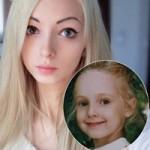 Thời trang cho bé yêu - Búp bê sống Ukraine chứng minh không dao kéo