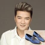 Thời trang - Đàm Vĩnh Hưng đăng đàn tìm lại giày hiệu