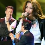 Ca nhạc - MTV - Clip Hà Hồ, Mr. Đàm, Dương Khắc Linh quậy tưng X-Factor
