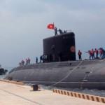 Tin tức trong ngày - Tàu ngầm Kilo thứ 3 của Việt Nam sắp về nước