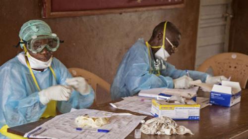 """""""Thần dược"""" trị Ebola hết sạch ngay tuần đầu tiên - 1"""