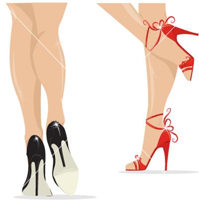 7 lời khuyên vàng cho tín đồ giày cao gót - 3
