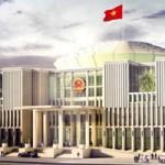 Tin tức trong ngày - Đầu tháng 10, vận hành thử công trình Nhà Quốc hội