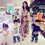 Bạn trẻ - Cuộc sống - Bà mẹ 8x giành giật ba con từ tay tử thần
