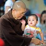 Tin tức trong ngày - Công bố thông tin nơi 11 đứa trẻ chùa Bồ Đề đang sống