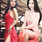 Thời trang - Loạt váy xẻ sâu gây xao xuyến của giai nhân Việt