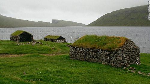 Những ngôi nhà mái cỏ độc đáo ở quần đảo Faroe - 8