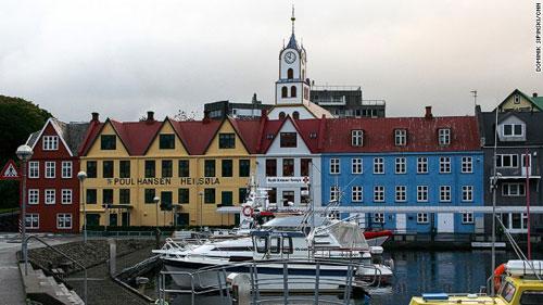 Những ngôi nhà mái cỏ độc đáo ở quần đảo Faroe - 13