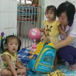 Giáo dục - du học - Dè dặt gửi trẻ 6 tháng tuổi