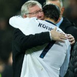 Bóng đá - Ronaldo ngạc nhiên và sung sướng gặp lại Sir Alex