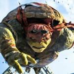 Phim - 2 clip hội tụ các cảnh mãn nhãn của Ninja Rùa