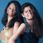 Phi thường - kỳ quặc - Cảm động với bộ ảnh của các cô gái bị tạt axit