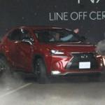 """Ô tô - Xe máy - Lexus NX chưa ra mắt đã nhận đơn đặt hàng """"khủng"""""""