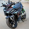 Yamaha Exciter độ phong cách rô-bốt hủy diệt