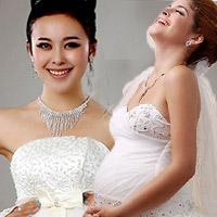 """Váy cưới đẹp cho cô dâu """"ăn cơm trước kẻng"""""""