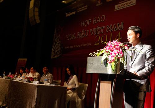 Sắc Ngọc Khang cùng Hoa hậu VN 2014: Tôn vinh vẻ đẹp Việt - 1