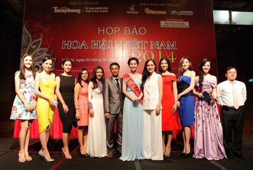 Sắc Ngọc Khang cùng Hoa hậu VN 2014: Tôn vinh vẻ đẹp Việt - 2