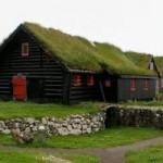 Du lịch - Những ngôi nhà mái cỏ độc đáo ở quần đảo Faroe
