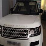 Ô tô - Xe máy - Xe đắt nhất của Land Rover đặt chân đến Việt Nam