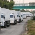 Tin tức trong ngày - Ukraine nghi đoàn xe viện trợ của Nga chở vũ khí