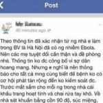 """Tin tức trong ngày - Triệu tập 2 vợ chồng tung tin đồn """"Ebola xuất hiện ở VN"""""""