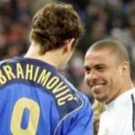 """Bóng đá - Ibrahimovic: Tôi cũng vĩ đại như Ro """"béo"""""""