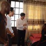 Tin tức trong ngày - 3 sinh viên Nigeria vừa đến Việt Nam từ tâm dịch Ebola