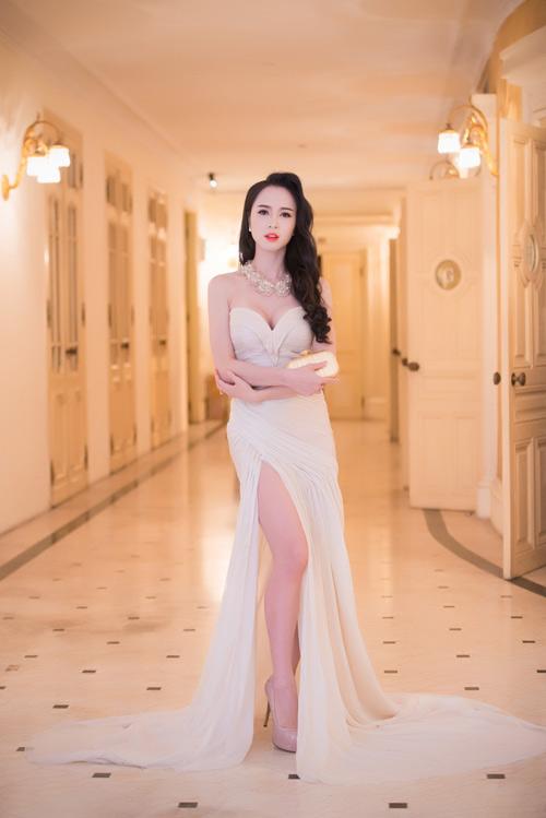 Mãn nhãn ngắm kiều nữ Việt quyến rũ tuần qua - 3