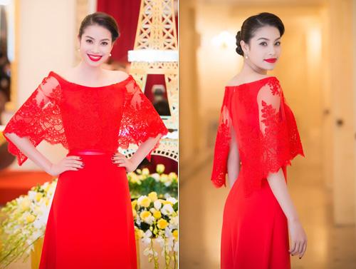 Mãn nhãn ngắm kiều nữ Việt quyến rũ tuần qua - 7