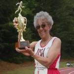 Thể thao - Cụ bà 99 tuổi lập kỷ lục thế giới chạy 100m