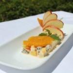 Ẩm thực - Lạ miệng salad thịt heo trái cây