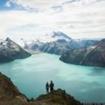 Du lịch - Hồ núi lửa đẹp như tiên cảnh ở Canada