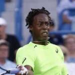 Thể thao - Federer đánh hiểm, Monfils cứu bóng tung cả vợt