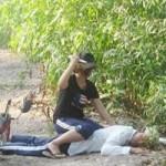 An ninh Xã hội - 2 thiếu nữ đồng tính thực nghiệm hiện trường giết xe ôm