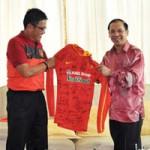 Bóng đá - Đại sứ Việt Nam tại Brunei động viên U19 VN
