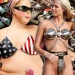 Thời trang - Những bộ bikini gây sốc vì quá kỳ quặc