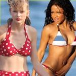 """Thời trang - Những """"thân hình bãi biển"""" sexy khó rời mắt"""