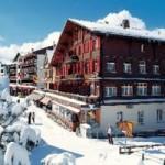 Du lịch - Đến Thụy Sĩ thăm làng cổ Wengen
