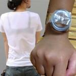 """Thời trang - Nhật Bản: Rộ mốt áo phông """"ướt át"""", đồng hồ tự chế"""