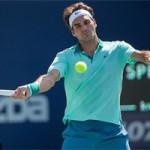 Thể thao - Federer trình diễn tuyệt tác running forehand